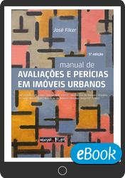 Manual de Avaliações e Perícias em Imóveis Urbanos - 5ª ed.
