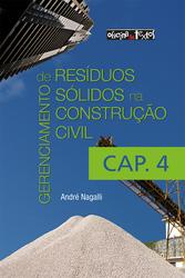 Gerenciamento de resíduos sólidos na construção civil - Capítulo 4